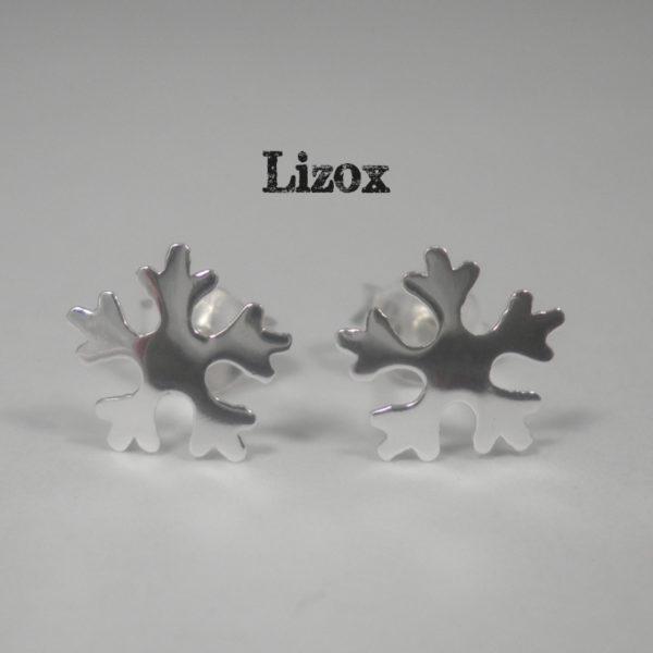 lizox-sterling-silver-snowflake-ear-studs