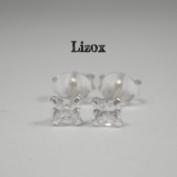 lizox-sterling-silver-square-3mm-cz-earrings