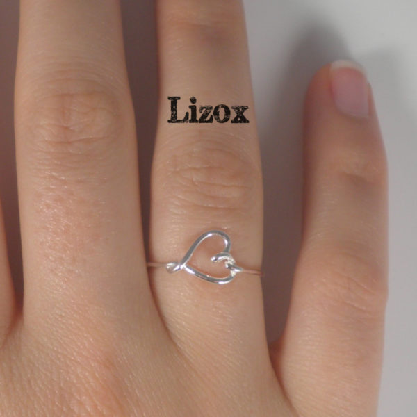 Stackable Heart Rings
