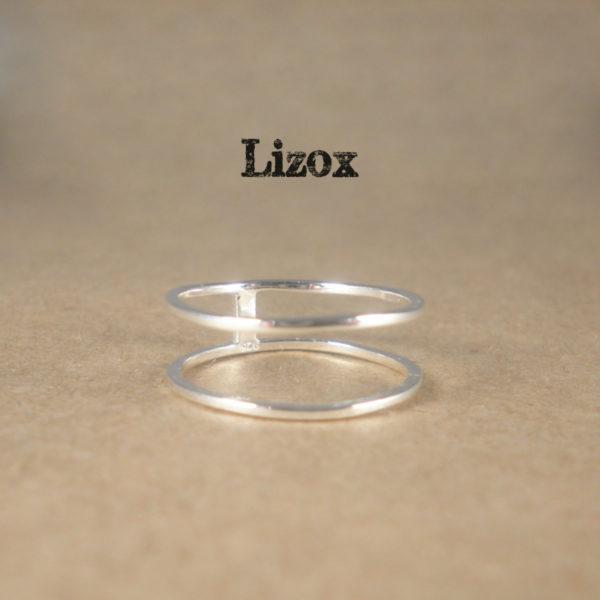 Double Midi Ring