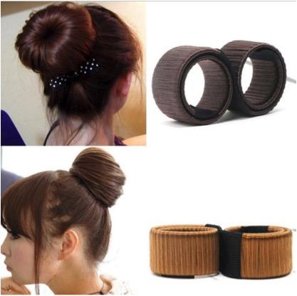 Hair Donut Clip